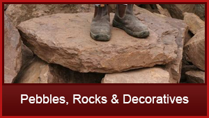 Garden supplies landscape products in melbourne for Landscaping rocks melbourne